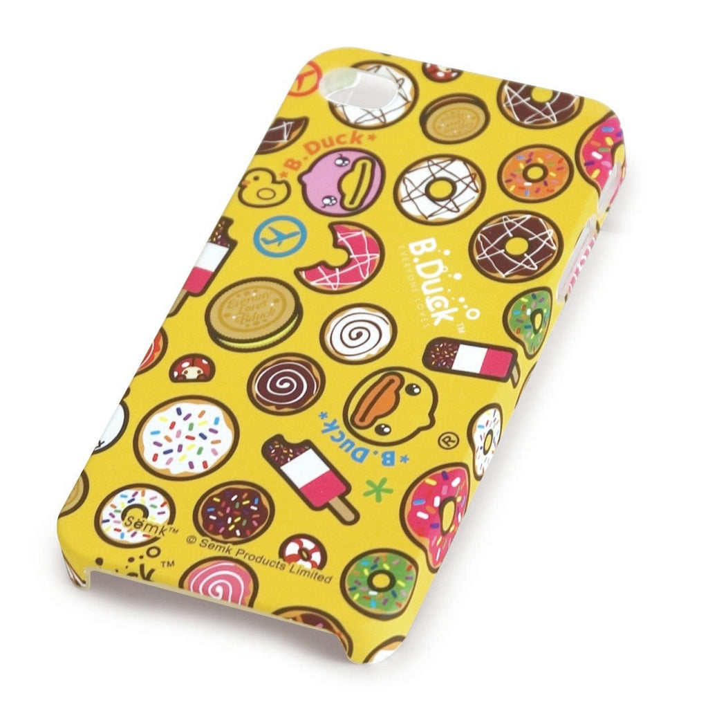B.Duck I Phone Skin Sticker - Yellow Sweetie
