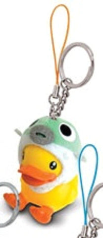 B.Duck Keyring - Fish Design