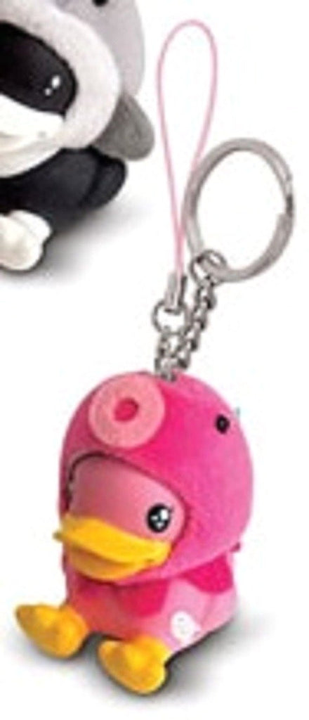 B.Duck Keyring - Octopus Design