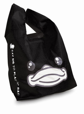 B.Duck Black Recycle Bag