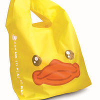 B.Duck Yellow Recycle Bag