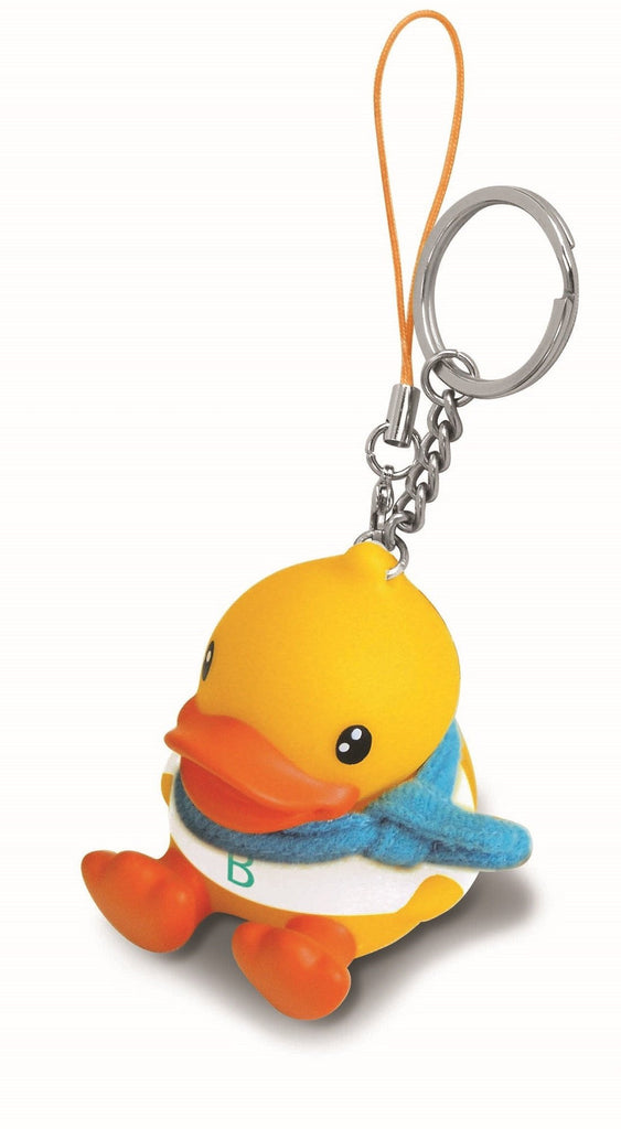 B.Duck Yellow Keychain