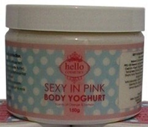 Body Cream Yoghurt / Butter For Dry Skin