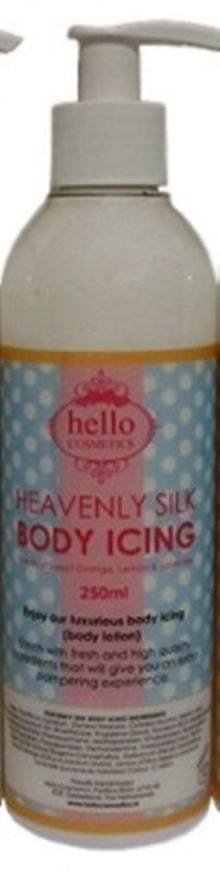 Body Icing / Body Lotion For Dry Skin