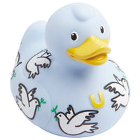 Big Deluxe Love Dove Bud Designer Duck by Design Room - New BNIB