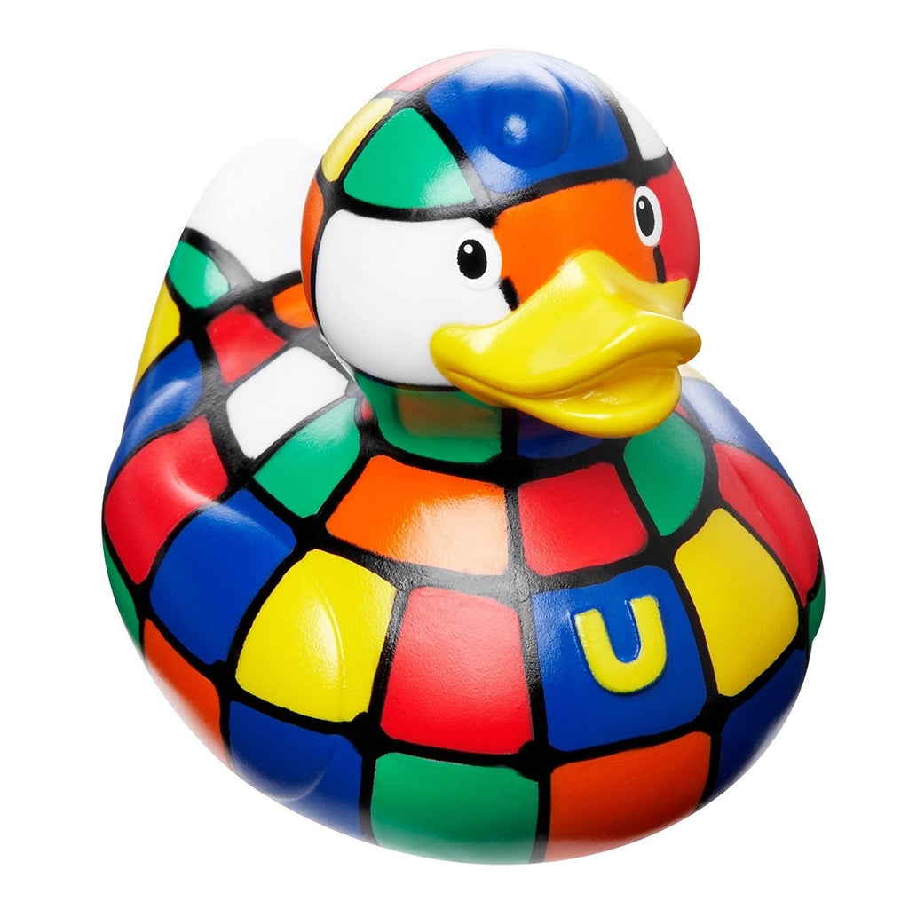 80s Cube Bud Designer Duck by Design Room - New BNIB