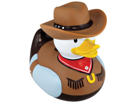 Mini Deluxe Bud Designer Duck Cowboy by Design Room - New BNIB