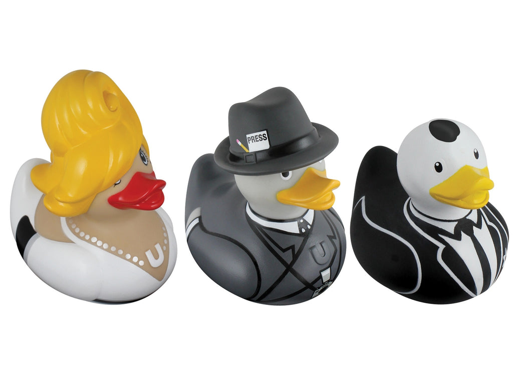 Mini Bud Designer Duck set A-List (3PK) by Design Room - New BNIB Z