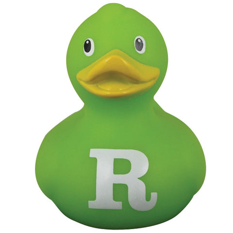 Collectible  Alphabet BUD  Mini Duck Letter R by Design Room - New BNIB Z