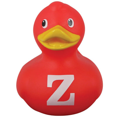 Collectible  Alphabet BUD  Mini Duck Letter Z by Design Room - New BNIB