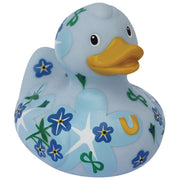 Forget-Me-Not Bud Designer Duck by Design Room - New BNIB