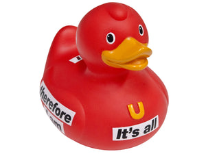 Message Bud Designer Duck by Design Room - New BNIB