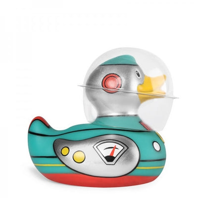 Deluxe Robot Bud Designer Duck by Design Room