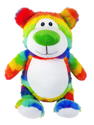 """Cubbyford"" Rainbow Bear"
