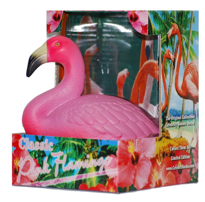 Pink Flamingo Rubber Duck - By Celebriducks - Limited Edition