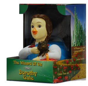 Dorothy Wizard of Oz Rubber Duck - By Celebriducks - Limited Edition