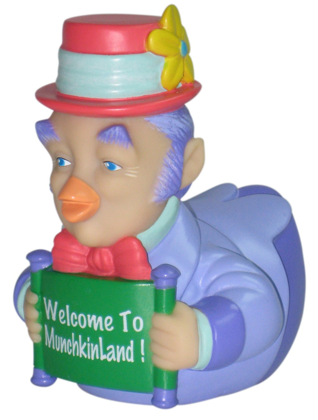 Munchkin Rubber Duck - By Celebriducks - Limited Edition