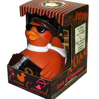 Cocoa Canard Chocolate Duck Rubber Duck - By Celebriducks - Limited Edition
