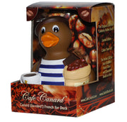 Cafe Canard Rubber Duck - By Celebriducks - Limited Edition