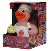 Cupcake Canard Rubber Duck - By Celebriducks - Limited Edition