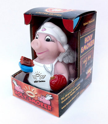 Holy Smoker Rubber Duck - By Celebriducks - Limited Edition