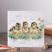 Buttercup Greetings Card - Wrendale Designs