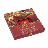 Christmas Spirit - Tealights - From Heart and Home