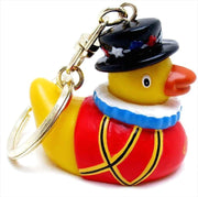 Beefeater Duck Keyring From Yarto