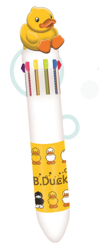 B.Duck 10 Colour Pen (tub)