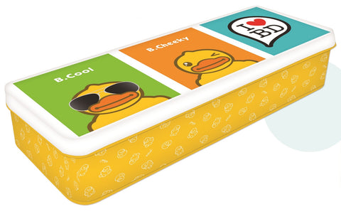 B.Duck Pencil Tin