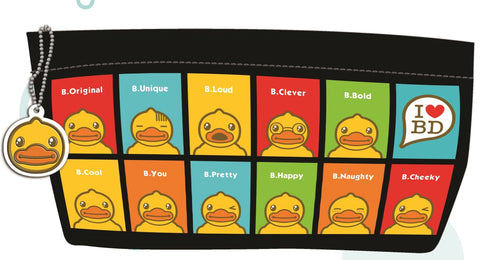 B.Duck Pencil Case