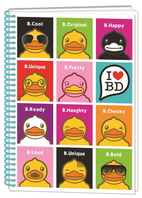 B.Duck A5 Notebook