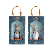 DCUK Dinky Ducks Wedding - Bride and Groom