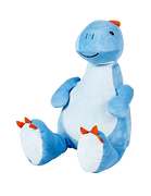"""Sir Monty"" Blue Dinosaur"