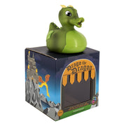 Drago The Dragon - 'GLOW IN THE DUCK' Light Up Colour Changing LED Rubber Duck from Locomocean