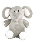 """Elle"" Grey Elephant"