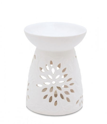 Floral Garden Wax Melt Burner - From Heart and Home