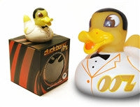 Duck Bond Light Up Colour Changing LED Rubber Duck from Locomocean