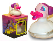 Princess Layer (Leia) - Pond Wars -  Light Up Colour Changing LED Rubber Duck from Locomocean