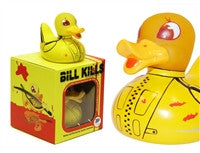 Bill Kills Light Up Colour Changing LED Rubber Duck from Locomocean