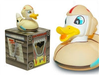 Luke Pondwalker - Pond Wars - (Light Up Colour Changing LED Rubber Duck from Locomocean