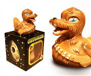 ChewQuacker - Pond Wars -  Light Up Colour Changing LED Rubber Duck from Locomocean
