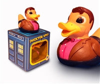 Ducktor Who Light Up Colour Changing LED Rubber Duck from Locomocean