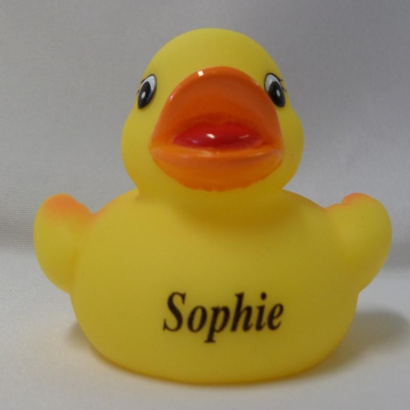 Sophie - Personalised Rubber Duck