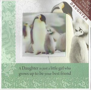 A Daughter is just a little girl