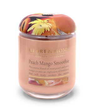 Mango Smoothie - Large Candle - From Heart and Home