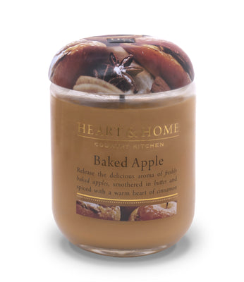 Baked Apple - Large Candle - From Heart and Home