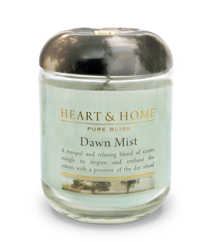 Dawn Mist - Large Candle - From Heart and Home