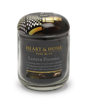 Eastern Promise - Large Candle - From Heart and Home
