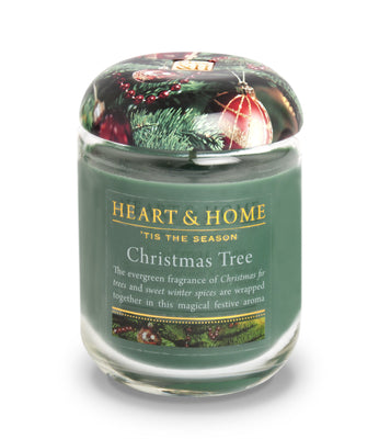 Christmas Tree - Large Candle - From Heart and Home